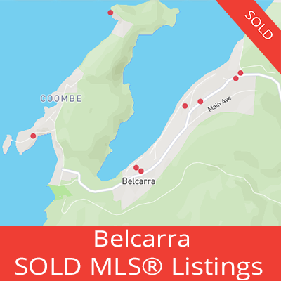 houses sold in belcarra
