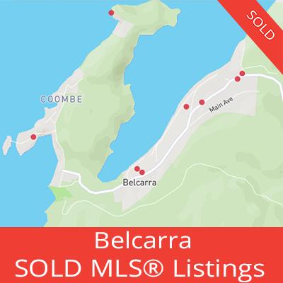 houses sold in belcarra