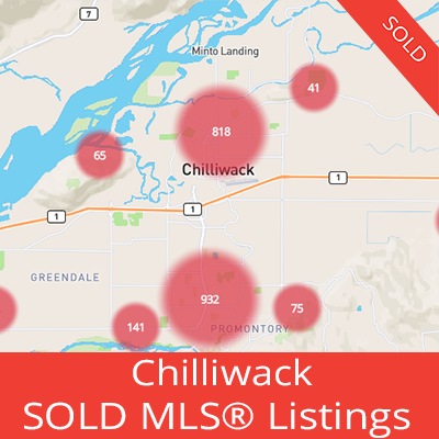 houses sold in chilliwack