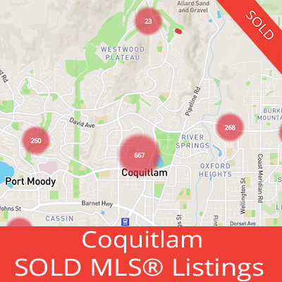 houses sold in coquitlam