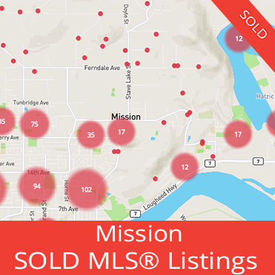 houses sold in mission