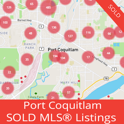 houses sold in port coquitlam