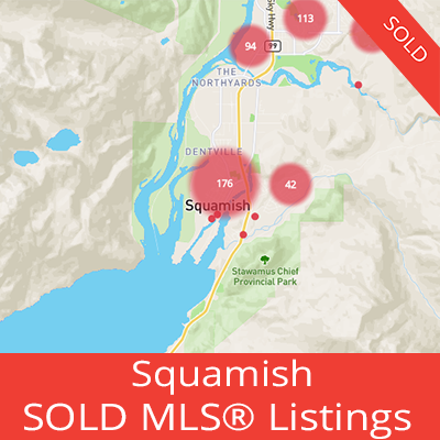 houses sold in squamish